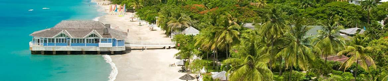Sandals Resort Halycon Beach in St Lucia