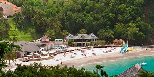Body Holiday, St Lucia