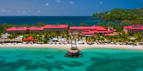 Grand St Lucian Hotel
